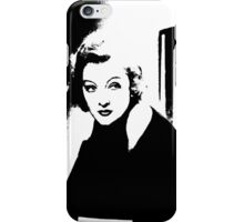 Myrna Loy Gives The Look iPhone Case/Skin