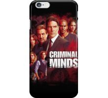 criminal minds iPhone Case/Skin