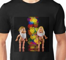 Grumpy Love Unisex T-Shirt