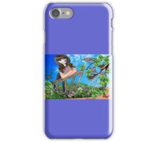 Message from the birds ( 722 Views) iPhone Case/Skin