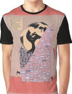 Inside Walls. Graphic T-Shirt