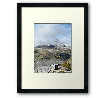 Switzerland scenery Framed Print