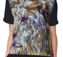 Lion King Chiffon Top