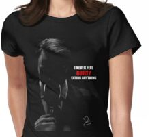 hannibal Womens Fitted T-Shirt