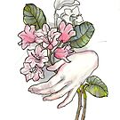 Rhododendron by Sara Wilson