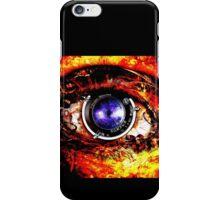 Mechanical Steampunk Eye iPhone Case/Skin