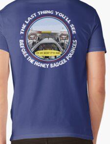 Daniel RICCIARDO_HungarianGP VIctory_2014 Mens V-Neck T-Shirt
