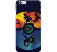 Alpha and Omega iPhone Case/Skin