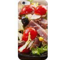 Tuna salad iPhone Case/Skin