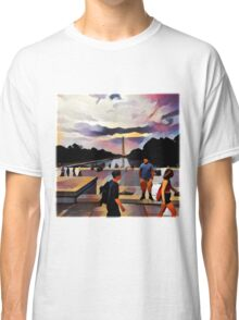 Reflecting Pool Classic T-Shirt