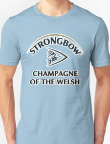 Strongbow Champagne of the Welsh T-Shirt