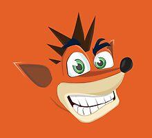 Crash Bandicoot by Daniel Espinola