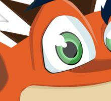 Crash Bandicoot Sticker