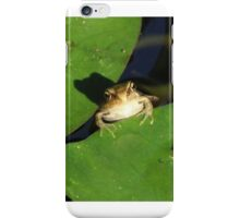 Let me explain our new policies.... iPhone Case/Skin