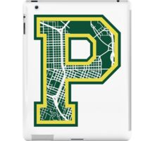 Portland Timbers Letter Map iPad Case/Skin