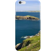 The Cornish coastline iPhone Case/Skin