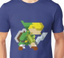 Link Triangle Design Unisex T-Shirt