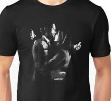 Banksy - Lovers Unisex T-Shirt