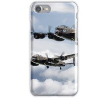 Flying Lancasters iPhone Case/Skin