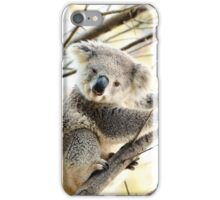 Little Babe In The Woods iPhone Case/Skin