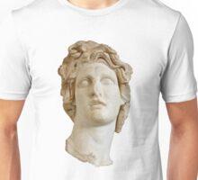 Helios Bust/Macintosh Plus Unisex T-Shirt