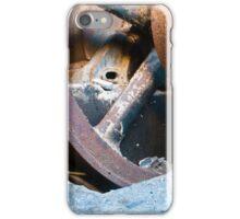Old Rusty Machine iPhone Case/Skin