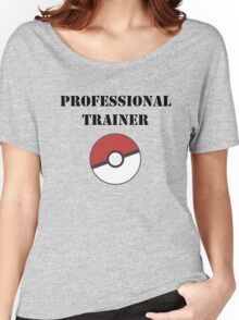 PRO TRAINER Women's Relaxed Fit T-Shirt