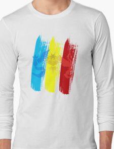 Pokemon Teams Long Sleeve T-Shirt