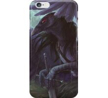 Morrigane iPhone Case/Skin