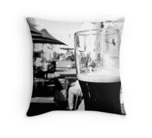 SALAMANCA BLACK GOLD - HOBART Tasmania Throw Pillow