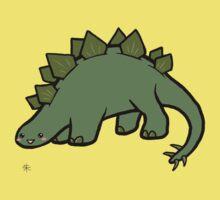 Stegosaurus Kids Tee