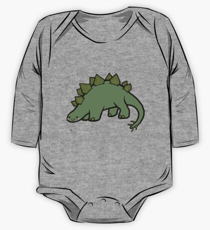 Stegosaurus One Piece - Long Sleeve