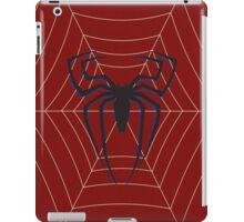 Spiderman Spider Logo  iPad Case/Skin