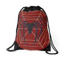 Spiderman Spider Logo  Drawstring Bag