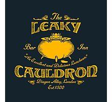Harry Potter - Leaky Cauldron Photographic Print