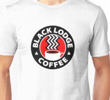 Black Lodge Coffee Unisex T-Shirt