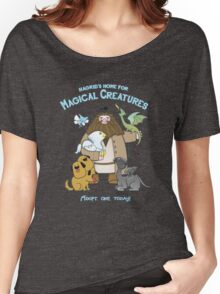 Harry Potter - Magical Creatures  Women's Relaxed Fit T-Shirt