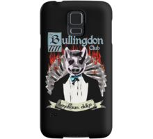 the Bullingdon Club Samsung Galaxy Case/Skin