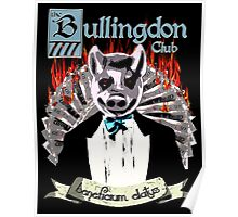 the Bullingdon Club Poster
