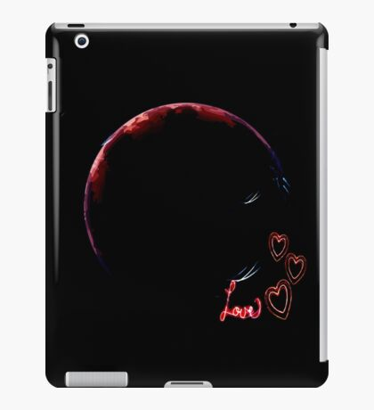 Love is all you need.  iPad Case/Skin