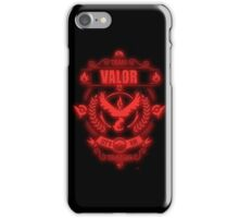 Team Valor Trainer Lets Go iPhone Case/Skin