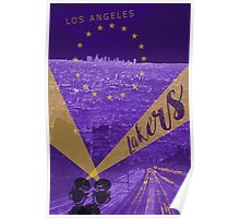 Lakers Poster Poster