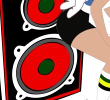 Ali cyrus Sticker