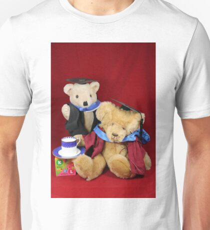 Teatime for the Clever Teds Unisex T-Shirt