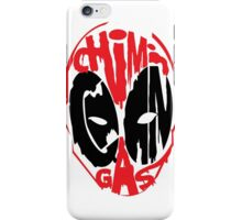 Deadpool - Chimichangas iPhone Case/Skin
