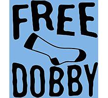 Harry Potter - Free Dobby Photographic Print