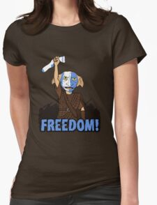 Harry Potter - Freedom Womens Fitted T-Shirt