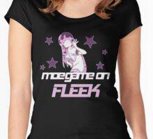 Moe Game on Fleek Women's Fitted Scoop T-Shirt