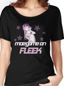 Moe Game on Fleek Women's Relaxed Fit T-Shirt