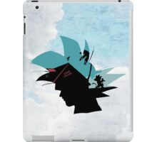 Kame hame ha! iPad Case/Skin